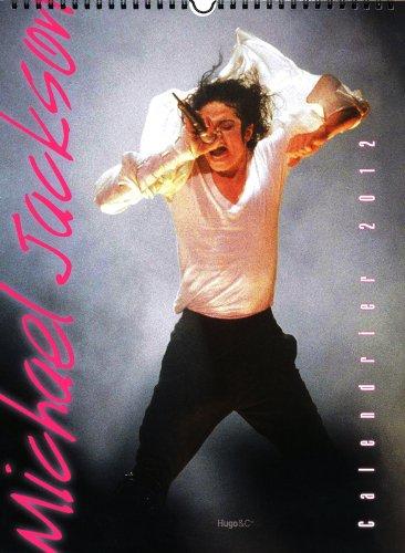 Calendrier mural Michael Jackson 2012