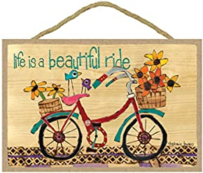 """Design by Stephanie Burgess Painted Peace /"""" Count Your Blessings /""""  Sign"""