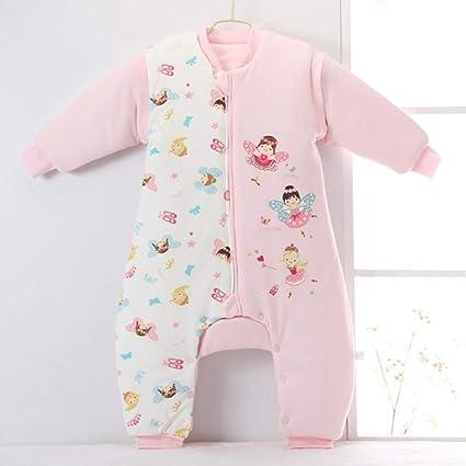 Bolsa De Dormir Para Bebés Otoño E Invierno Los Niños Gruesos Pierna-Piernas  Del Bebé 8875b7195fea