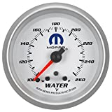 Auto Meter 880250 MOPAR Electric Water Temperature Gauge