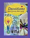 Adult Coloring Bible Study: Devotions