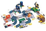: Motormax 6-in-1 Dyna City Deluxe Playset