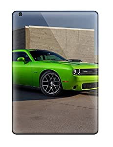 Sarah deas's Shop 3553324K66996910 Fashionable Ipad Air Case Cover For 2015 Dodge Challenger Green Color Protective Case