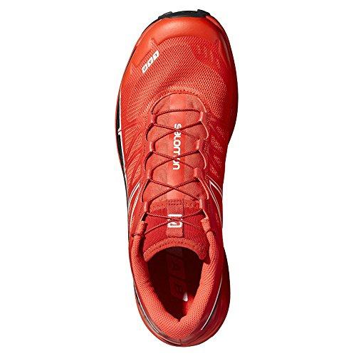 SALOMON - Chaussures Homme - S-LAB WINGS Rouge/Noir