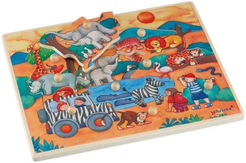 Discovery Puzzle: Safari