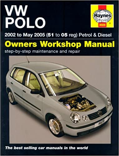 VW Polo Petrol and Diesel: 2002 to 2005 (Haynes Service and Repair Manuals) Hardcover – Import, 2007