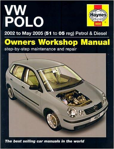 Vw polo owners workshop manual 2002 2005 greenwaypearl.