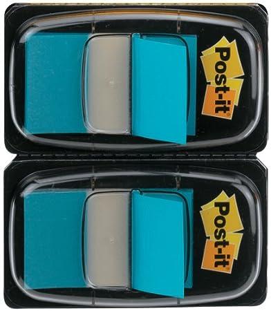 Post-it–Distributori di foglietti adesivi Post-It 680-RY2 25.4 x 43.1 Rojo, amarillo 3M 680-R/Y2