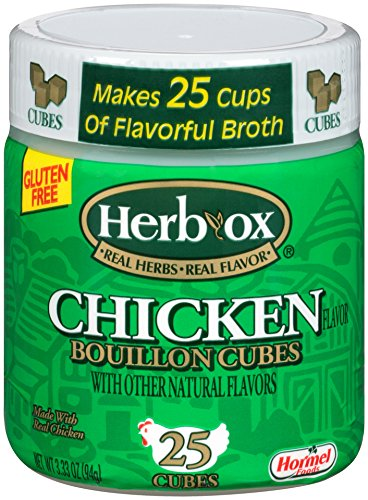 Herb Ox Chicken Bouillon - 9