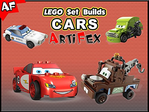 Clip: Lego Set Builds Cars on Amazon Prime Video UK