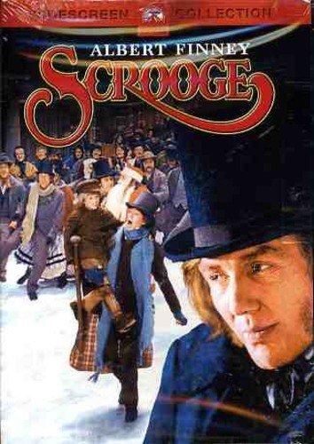 Scrooge Albert Finney Alec Guinness Edith Evans Kids & Family Musicals DVD NEW ! | eBay