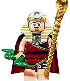 Lego The Batman Movie - KING TUT Minifigure - 71017 (Bagged)