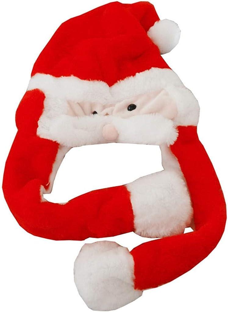 Magic Santa Claus Hat Party...