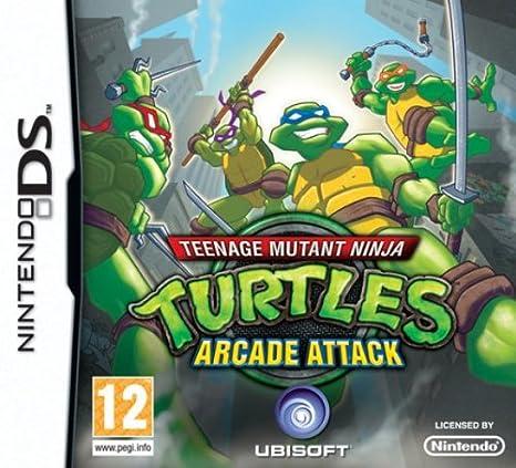 TMNT: Arcade Attack: Amazon.es: Videojuegos