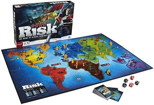 Risk The Game Of Global Domination HASBRO