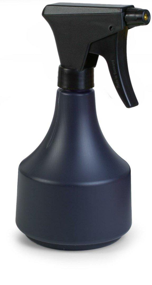 Floralo Jet Spray Bottle–0.5L, Charcoal Grey, 10x 12x 21cm 52005-A