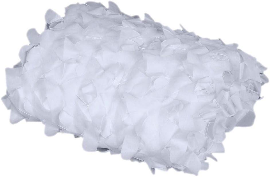 ガーデンシェードネット 白 オックスフォード生地 テント サンシェード用 キャンプ軍 ブラインドウォッチング パーティー デコレーション ギラン HH (Color : 白い, Size : 6x6m) 白い 6x6m