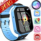 Best Gps For Kids - iCooLive Kids Smart Watch Phone with GPS Tracker Review