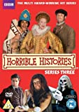 Horrible Histories - Series 3 [DVD]
