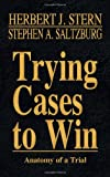 img - for Trying Cases to Win Vol. 5: Anatomy of a Trial book / textbook / text book