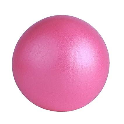 Ogquaton 1 UNIDS Mujeres Thicken Mini Bola de Yoga Pilates Ball Anti-Burst Ejercicio  Balance 16b746d54fa9