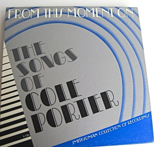 From this Moment On: The Songs of Cole Porter, Vols. 1-4 by Smithsonian Collection