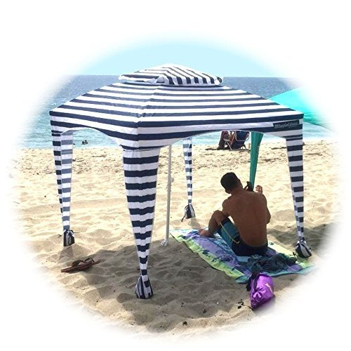 EasyGo Cabana -Beach & Sports Cabana keeps you Cool and Comfortable. Easy (Cabana Tent)