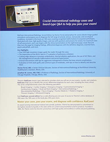 RadCases Q&A Interventional Radiology (Radcases Plus Q&A) - http://medicalbooks.filipinodoctors.org