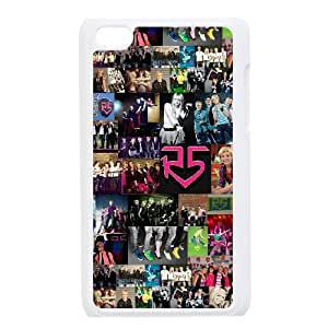 Ipod Touch 4 Phone Case Cover R5,R5 Family RF7718