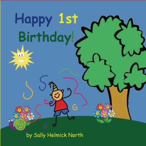 Happy First Birthday!  (boy version) (Sneaky Snail -