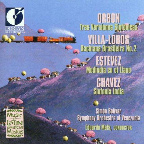 Music of Latin American Masters / Orbon Villa-Lobos Estevez Chavez / Eduardo - Hut American