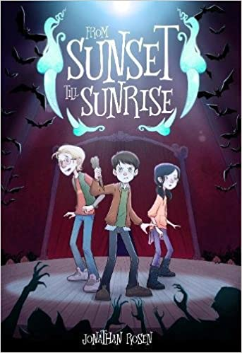 Image result for from sunset to sunrise book