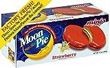 Moonpie Minis, Strawberry (Pack of 12)