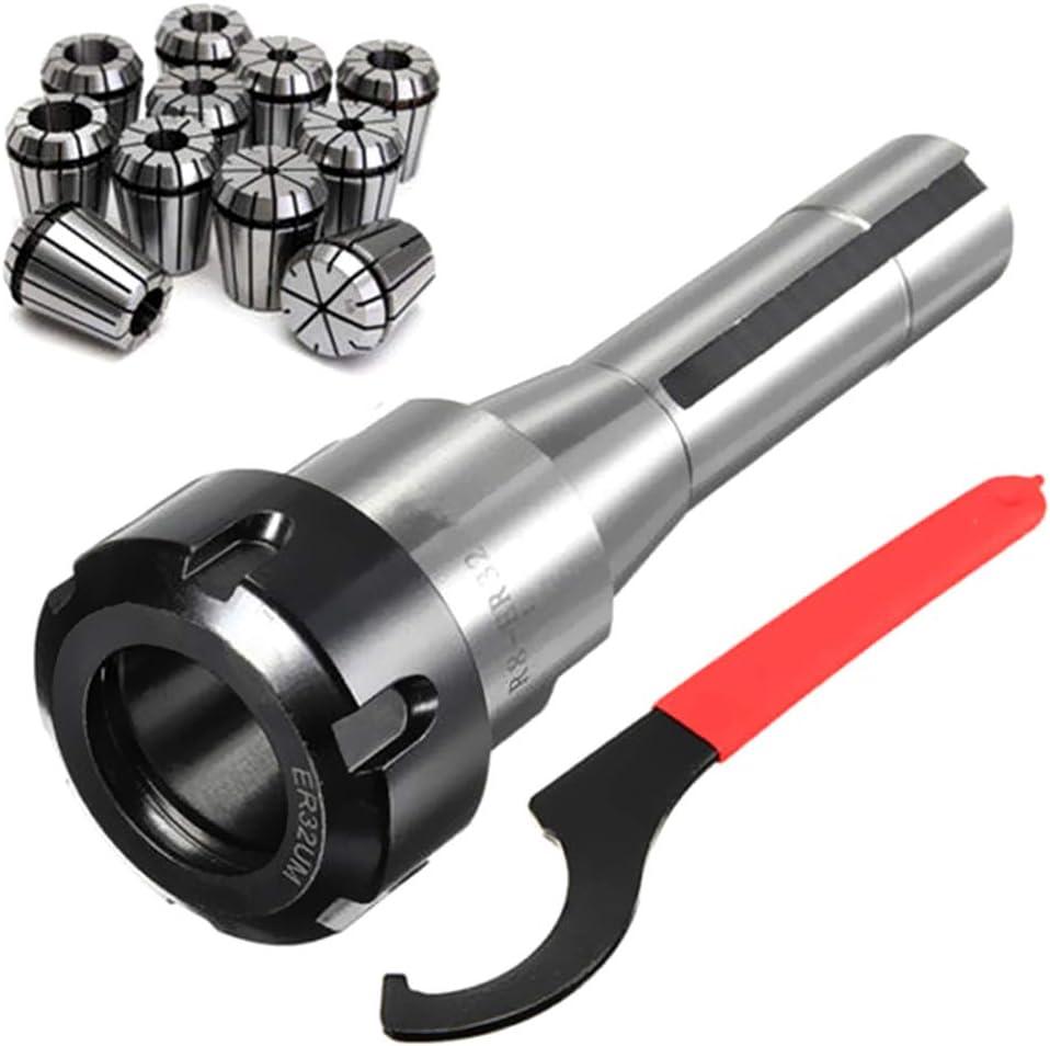 Spanner For CNC Milling R8-ER32 Collet Chuck Holder ER32 Spring Collets Kit