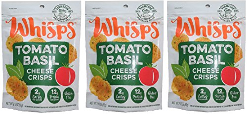 Whisps Parmesan Tomato Basil (2.12oz) 3 Pack