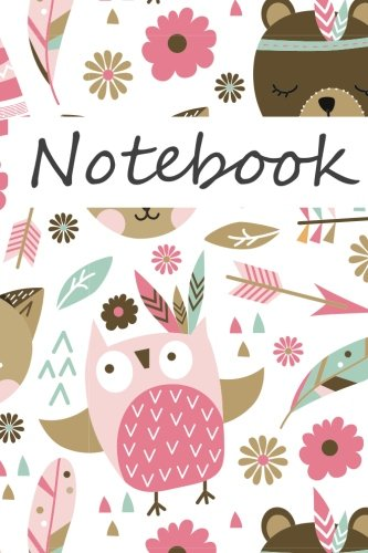 Notebook: Notebook Journal Leather - Composition Book Journal - 6x9 inches 152 Pages (Nice Botebook) (Volume 1)