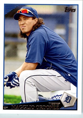 2009 Topps Team Edition Detroit Tigers Baseball Card #DET5 Magglio Ordonez