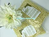 Huini Herbicos Body Hair Remover Hard Wax Beans Creme for all skin types - 17.64 oz / 500g CD-RHW500C-1