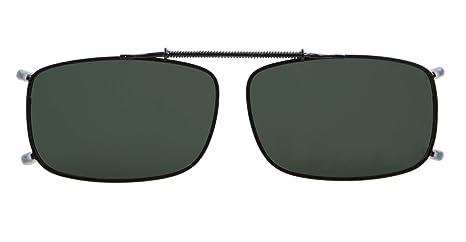 Eyekepper Gafas de Sol Polarizadas con Montura Metálica y Clip Lente de G15