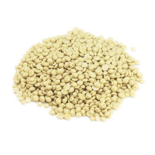 Depilatory Wax Bean Inkach Unisex Wax Beans Hair Removal Hard Wax Beans Depilatory for Man/Woman Bikini Hair Removal Beans 75g
