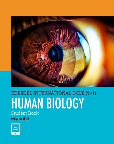 Download Edexcel International GCSE (9-1) Human Biology Student Book: print and ebook bundle pdf epub