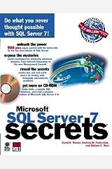 Microsoft® SQL Server 7 Secrets® Paperback