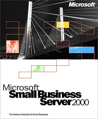 Amazon Microsoft Small Business Server 2000