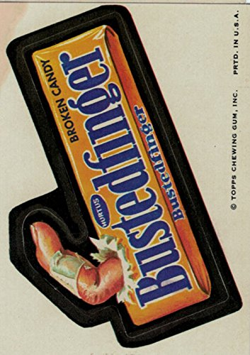 1973 Topps Wacky Packages Series 1 Bustedfinger
