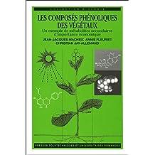 Les composés phénoliques des végétaux