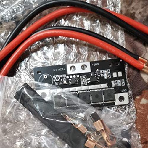 SNOWINSPRING 18650//26650 Bater/íA de Litio Almacenamiento de Energ/íA Tablero de Soldadura por Puntos DIY Soldador PCB M/óDulo de Circuito para M/áQuina de Soldadura
