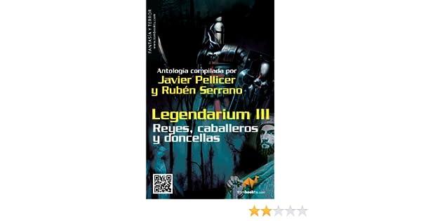 Amazon.com: Legendarium III (Spanish Edition) eBook: AA. VV.: Kindle Store