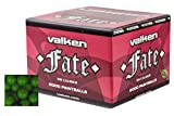 Valken Fate Paintballs Case of 2000 Rounds - Green/White