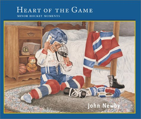 Download Heart of the Game: Minor Hockey Moments pdf epub