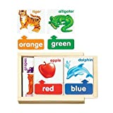 Melissa & Doug Colors Cards Puzzle